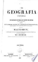 La Geografía universal, ó, Descripción de todas las partes del mundo según un nuevo plan