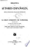 La Gran conquista de ultramar que mandó escribir el rey don Alfonso el Sabio