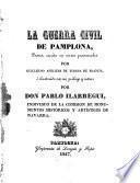 La guerra civil de Pamplona