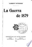 La guerra de 1879