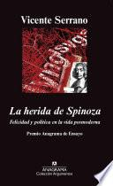 La herida de Spinoza
