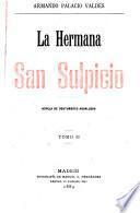La hermana San Sulpicio (costumbres Andaluzas)