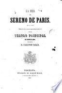La hija del sereno de Paris