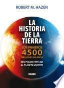 La historia de la Tierra