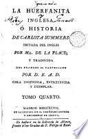 La Huerfanita inglesa, o Historia de Carlota Summers, 3