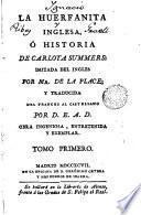 La Huerfanita inglesa, o Historia de Carlota Summers