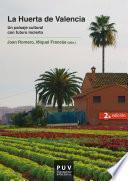 La Huerta de Valencia, 2a ed.