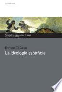 La ideología española