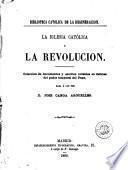La Iglesia Católica y la revolucion