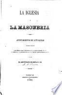 La Iglesia y la masoneria
