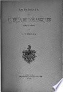 La imprenta en la Puebla de los Angeles