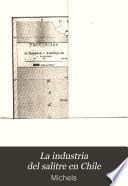 La industria del salitre en Chile