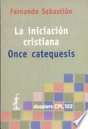 La iniciación cristiana