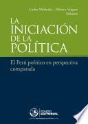 La iniciación de la política