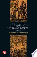 La Inquisición en Nueva España, siglo XVI