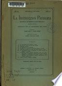 La instrucción primaria