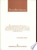 La introducción del tópico en los artículos y en los folletos turísticos, un estudio comparativo [Microforma]