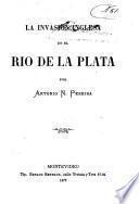 La invasion inglesa en el Rio de la Plata