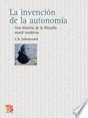 La invención de la autonomía