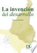 La invención del desarrollo