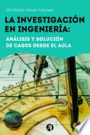 La investigación en ingeniería