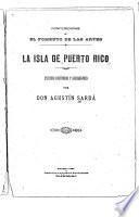 La isla de Puerto Rico