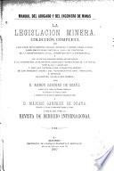 La legislación minera