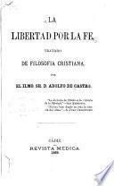 La libertad por la fe