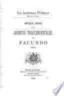 La linterna mágica: Artículos ligeros sobre asuntos trascendentales