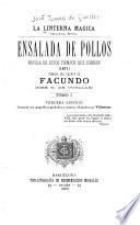 La linterna mágica: Baile y cochino ... 3. ed
