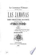 La linterna mágica: Las jamonas, secretos intimos del tocador y del confidente. 2. ed