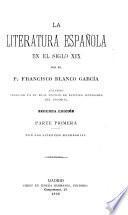 La literatura española en el siglo XIX