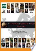 LA LITERATURA ESPAÑOLA EN EUROPA 1850-1914