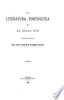La literatura portuguesa en el siglo XIX