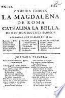 La Magdalena de Roma, Cathalina la Bella