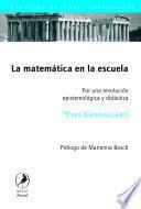 La matemática en la escuela