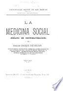 La medicina social