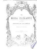 La Moda elegante ilustrada