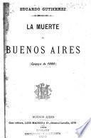 La muerte de Buenos Aires