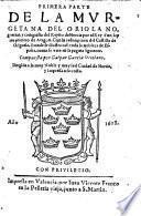 La Murgetana ... y conquista del Reyno de Murcia por el Rey don Jayme I. de Aragon (etc.)