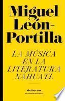 La música en la literatura náhuatl
