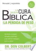 La nueva cura bíblica para la pérdida de peso