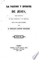La pasión y muerte de Jesús