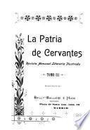 La Patria de Cervantes