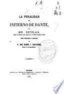 La penalidad del Infierno de Dante