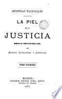 La Piel de la justicia