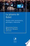La pizarra de Babel