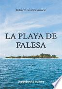 La playa de Falesa