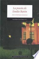 La poesía de Emilio Barón