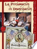 La proclama de emancipacion